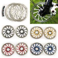 1 Pair Clean Sweep Disc Brake Rotor 160mm Mountain Bike w/ Bolts  for Avid G3 CS