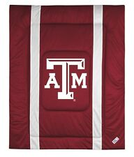 Texas A&M Aggies Sideline Bedding Comforter Cover