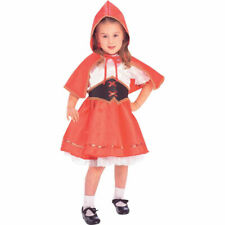 Child's Little Red Riding Hood Costume