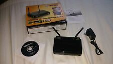 TRENDnet Wireless N 300 Mbps Home Router, TEW-731BR used In Box