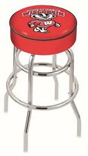 University of Wisconsin Badgers Retro Bar Stool