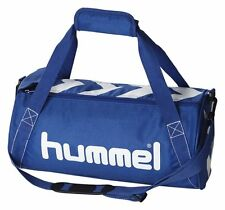 hummel Stay Authentic Sports Bag Sport Bag Handball black blue M + L NEW