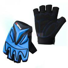 Sports Racing Cycling MTB Bike Bicycle Durable 3mm Gel Half Finger Gloves M/L/XL