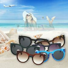 New Men and Women's Fashion Vintage Cool Square Frame Sunglasses for Outdoor FE