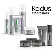 Kadus Hair Styling Products - Gel - Fiber - Volume - Smooth - Wax - Heat protect