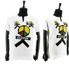 Michael Jackson Cotton OLODUM Tee T-shirt They Don't Care About Us' for MJ Fans