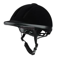 Equestrian Headwear English and Western Riding Safety Low Profile Helmet