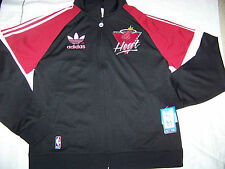 Adidas Men's Miami Heat Track Jacket NWT
