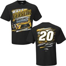 2016 MATT KENSETH #20 DEWALT SLINGER BLACK SHORT SLEEVE NASCAR TEE SHIRT