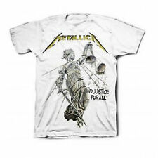 METALLICA AND JUSTICE FOR ALL FULL STATUE OFFICIALLY LICENSED T-SHIRT NEW !