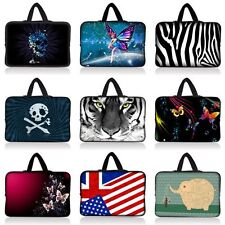 "10"" Laptop Case Bag  Hide Handle For Dell Mini 10 /HP Mini Netbook/Apple iPad"