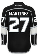 Alec Martinez Los Angeles Kings Reebok Premier Home Jersey NHL Replica