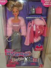 Mattel 1999 My Wardrobe Barbie #22962 Mix & Match Fashions. Special Edition Nice