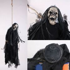 Latest Halloween Hanging Ghost Creepy Sounds Design Horror Haunted House Props