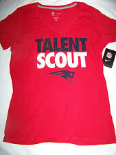 Nike Women's New England Patriots Talent Scout Shirt NWT