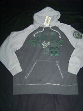 4th & One Men's University of South Florida USF Bulls Hoodie NWT