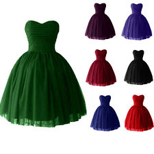 TUTU PARTY Dress New Evening Dresses New Bridesmaid Cocktail Homecoming Prom