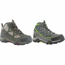 HI-TEC RENEGADE TRAIL Boys Girls Waterproof Hiking Boots