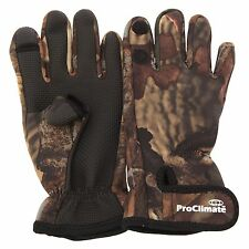 Mens Neoprene Premium Angling/Fishing Gloves