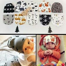 Fashion lovely Design Toddler Kid Girls & Boys Baby Crochet Knit Hat Casual Cap