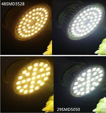48SMD3528/29SMD5050 GU10 LED SMD Bulbs Spot Light High Power Light FE