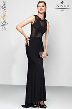 Alyce 5800 Evening Dress ~LOWEST PRICE GUARANTEED~ NEW Authentic Gown