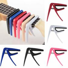 Quick Change Tune Clamp Key Trigger  Guitar Capo For Acoustic Electric Ukulele