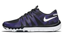 Nike Free Trainer 5.0 V6 AMP TCU Horned Frogs Mens Shoes New Orchid 723939 510