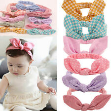 Baby Girl Hair Accessories Toddler Bowknot Hairband Headband Hair Band Headwear