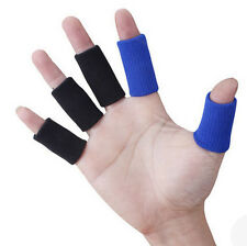 Support Sleeves Arthritis Stretchy Kuangmi Basketball Wrap 5Pcs Finger Guard