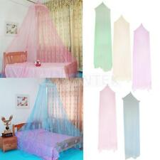 Round Princess Bedding Net Bed Canopy Mosquito Insect Bed Net Multicolor Option