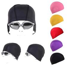 1PC Waterproof Swim Cap Bathing Hat Extra Large Swimming Cap For Longhair