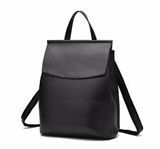 Women Leather Backpack New Brand Small Casual School Bag Teenage Girls Rucksack
