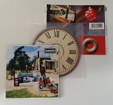 Oasis - Be Here Now - CD ALBUM AND ARTWORK ONLY - Tested