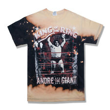 Andre the Giant Bleached Wrestling T-shirt by Cloth Cartel Exclusive WWF WWE