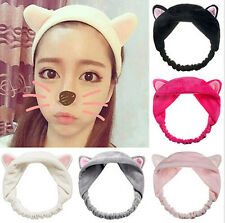Cat Ears Head Band Headband New Cute Womens Party Girls Hair Hot Gift Headdress