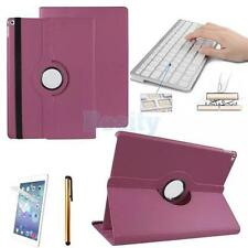 Bluetooth Keyboard PU Leather Case Rotating Cover for ipad Pro 12.9 Tablet