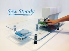 SINGER HD-110 Sewing Machine Sew Steady LARGE DELUXE Extension Table