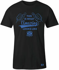"""AMAZING LOOK"" T-Shirt to Match Foamposite ""HYPER COBALT"" Foams"