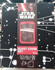 Star Wars New! Darth Vader Bedding Duvet Cover Set Single/Double REVERSIBLE
