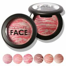 6 Colors Blush Cosmetic Blusher Powder Bronzer Cheek Face beauty Makeup Palette