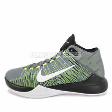 Nike Zoom Ascention EP [856575-004] Basketball Cool Grey/White-Volt-Black