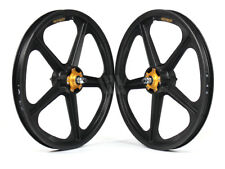 NEW Skyway Graphite Wheelset OLD SCHOOL BMX