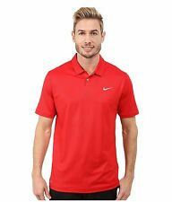 NWT $85 NIKE GOLF MEN'S TIGER WOODS MOBILITY CAMO EMBOSS POLO 685827 - XL