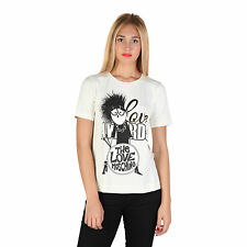 Love Moschino Womens/Ladies Fashion Short Sleeve T-Shirt With Band Design