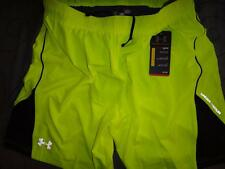 UNDER ARMOUR HEATGEAR RUNNING TENNIS SHORTS SIZE XL L MEN NWT $42.99