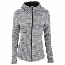 Bench Womens/Ladies Diffract Zip Up Hooded Knit Jacket