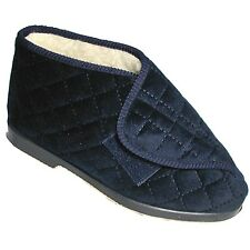 GBS Stockholm Touch Fastening Bootee / Ladies Slippers / Ladies Bootee
