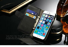 "Luxury Litchi Pattern PU Leather Wallet Case for iphone 6/6S PLUS (5.5"")"