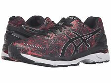 ASICS GEL KAYANO 23 VERMILION BLACK MENS RUNNING SHOES **ALL SIZES BEST SELLER